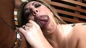 Latino HD porn tube Splitting Alessandra's mature white sweetie is a dark fragment of Latino meat