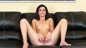 Kiera Winters, Brunette, Cum, Cum in Mouth, Jizz, Masturbation