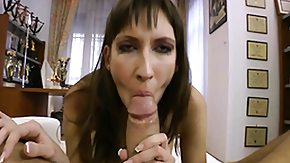 Rocco Siffredi, Anorexic, Big Cock, Blowjob, Brunette, Huge