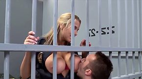 Prison, American, Ball Licking, Big Ass, Big Cock, Big Natural Tits
