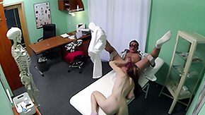 Sleeping, Amateur, Brunette, Costume, Doctor, Fucking