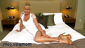 Boss, Blonde, Blowjob, Mature, MILF, POV