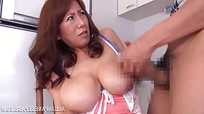 HD Asian Matures Sex Tube busty asian mature hammered in the kitchen